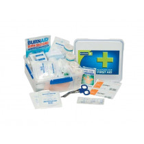 Platinum Offshore 136 Piece First Aid Kit with Plastic Case