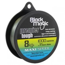Black Magic Premier Tough Monofilament Line