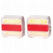 12V LED Trailer Lights Stop/Turn/Tail/Licence Plate