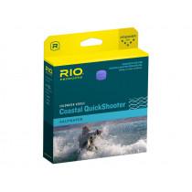 Rio Striped Bass Intermediate WF9I Fly Line Clear Purple