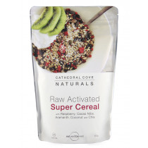 Raw Activated Super Cereal 400g