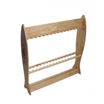 Sea Harvester Wooden Rod Stand