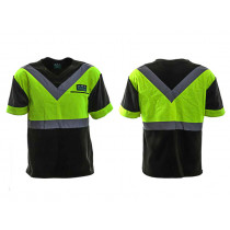 Ridgeline Hi-Viz Forestry Fleece Shirt L