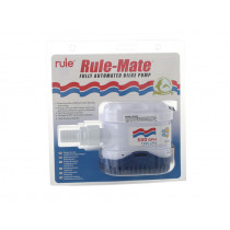 Rule-Mate Submersible Automatic Bilge Pump
