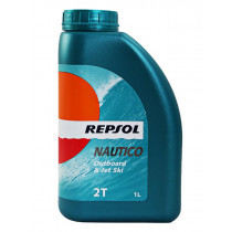 Repsol Nautico Outboard and Jetski 2T Engine Oil 1L