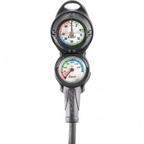 Cressi Console PD2 Depth and Pressure Gauge