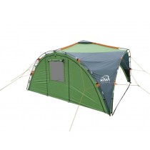 Kiwi Camping Savanna 3 Shelter Curtain with Door & Window