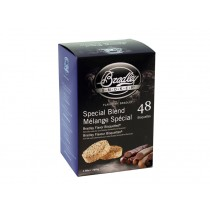 Bradley Smoker Flavoured Bisquettes 48 Pack - Special Blend