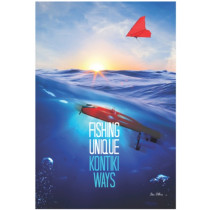 Fishing Unique Kontiki Ways Book