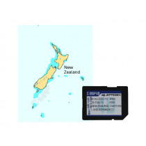 C-MAP 4D MAX SD/MSD Chart Card New Zealand