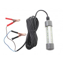 Portable Underwater LED Fishing Light with 5m Cable 12v