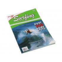 Spot X Surfing New Zealand Book with Surf Spots
