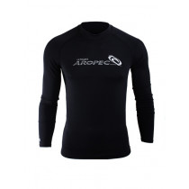 Aropec Marvel Lycra Mens Long Sleeve Rash Top