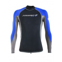 Aropec Myth Lycra Mens Long Sleeve Rash Top