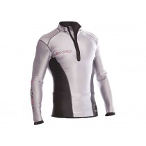 Sharkskin Climate Control Mens Long Sleeve Rash Top