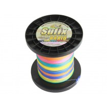Sufix Performance Multi-Colour Braid 50/64lb 2000yd 0.46mm