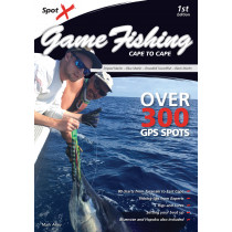 Spot X Cape to Cape Game Fishing Book