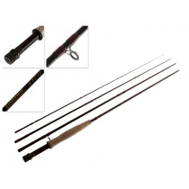 Taimer XTCII No. 6 Fly Rod with Tube 9ft 4pc