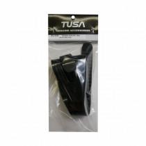 TUSA Sport TC-107 Black Mask Strap