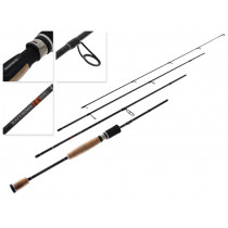 Shimano Backbone Elite Light Spinning Rod 7ft 2-5kg 4pc
