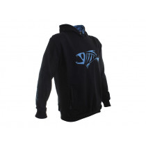 G.Loomis Pullover Hoodie Black with Embroidered Logo Large