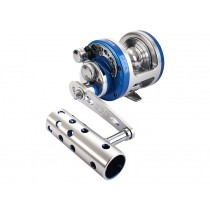 TiCA ST12H-T6 Limited Edition Blue Jigging Reel