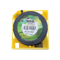 PowerPro High-Visibility Yellow Braid 300yd 20lb