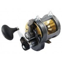 Shimano Tyrnos 20 II and Aquatip Roller Tip 2 Speed Overhead Boat Combo 5'8'' 24kg 1pc