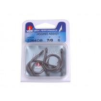 VMC Jigging Assist Hooks 7/0 Qty 6