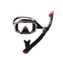 TUSA Sport Visio Tri-Ex Adult Mask and Snorkel Set