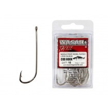 Wasabi Tackle Cod Hooks Medium Pack