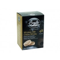 Bradley Smoker Flavoured Bisquettes 48 Pack - Whiskey Oak