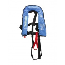 Watersnake PFD Inflatable Life Jacket 150N Child Blue