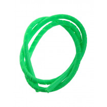 Spiral Wrap Rig Holder Fluro Green