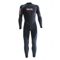 Seac Sub i-FLEX Mens 7mm Semi-Dry Wetsuit Large