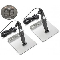 Lectrotab Trim Tabs with Oval LED Control 9 x 12