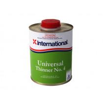 International Universal Thinner No.4 4L