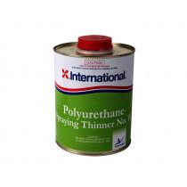 International Polyurethane Spraying Thinner #10 4L