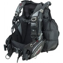 Cressi Back Jac Elite BCD with Flat Lock System