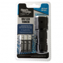 Buy Black Magic Uv Torch Online At Marine Deals Co Nz