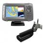 Lowrance HOOK2-5 CHIRP GPS/Fishfinder Package