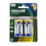 Maxell C Alkaline Battery 2-Pack