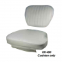 BLA Grey Cushion for Commodore Moulded Boat Seat