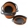 Kiwi Camping Collapsible Bowl and Colander Set