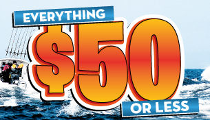 Everything $50 or LESS