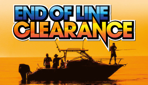 End of the Line Clearance Sale
