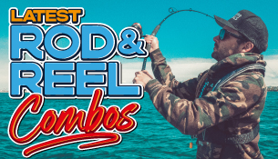 Latest Rod and Reel Combos