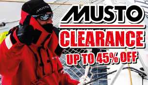 Musto Clearance
