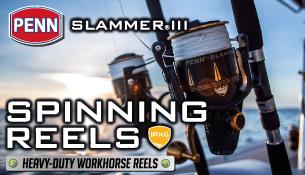 PENN Slammer III Spinning Reels