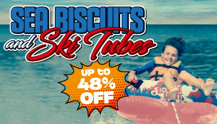 Sea Biscuits and Ski Tubes